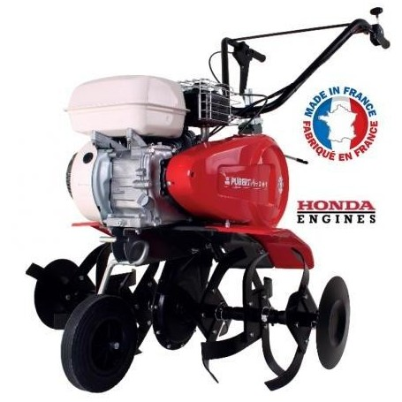 Σκαπτικό βενζίνης με κιβώτιο ταχυτήτων Honda ARO 2+1 Pubert GX160